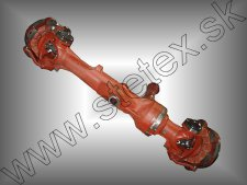 Front drive axle URII