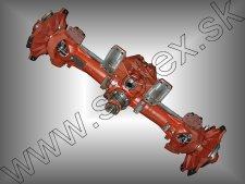 Front drive axle ZETOR