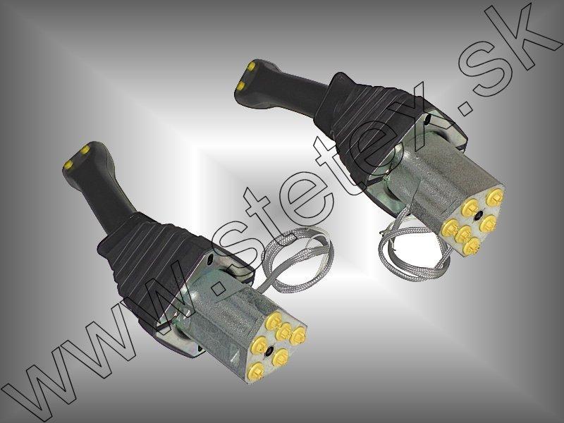 Hydraulic joystick control L