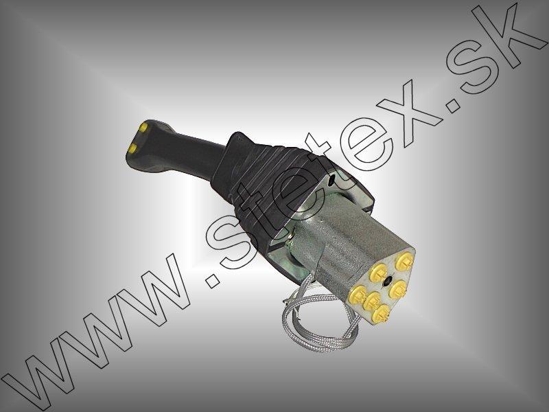 Hydraulic joystick control R